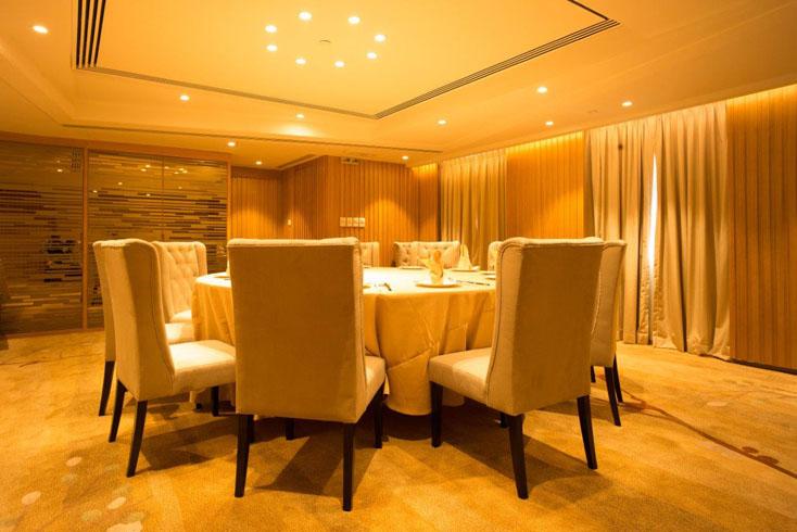 上海總會二樓貴賓廳